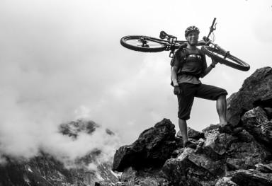 Eine Alpenüberquerung